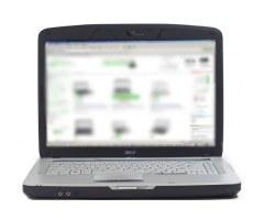 Ноутбук Acer Aspire 5720ZG