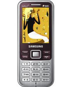Телефон Samsung C3322 DuoS La Fleur