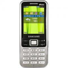 Телефон Samsung C3322 Metallic