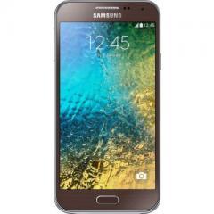 Телефон Samsung E500H Galaxy E5 Brown