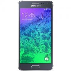 Телефон Samsung G850F Galaxy Alpha Charcoal