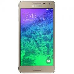Телефон Samsung G850F Galaxy Alpha Frosted