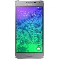 Телефон Samsung G850F Galaxy Alpha Sleek