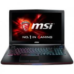 Ноутбук MSI GE62 2QD Apache Pro GE622QD