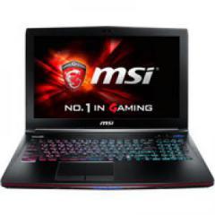 Ноутбук MSI GE62 2QL-469XPL Apache