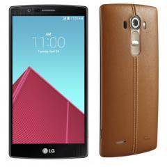 Телефон LG H815 G4 Genuine Leather Brown