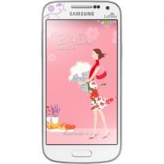 Телефон Samsung I9192 Galaxy S4 Mini Duos La Fleur