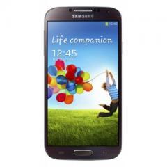 Телефон Samsung I9500 Galaxy S4 Brown