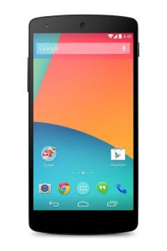 Телефон Google LG Nexus 5