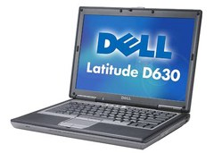 Ноутбук Dell Latitude D630