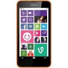 Телефон Nokia Lumia 630 Orange