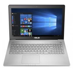 Ноутбук Asus N550JK /Silver
