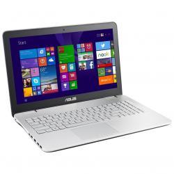 Ноутбук Asus N551JM /Silver