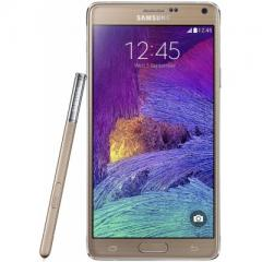 Телефон Samsung N910H Galaxy Note 4 Bronze