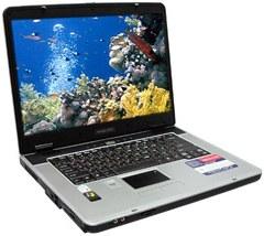 Ноутбук RoverBook Nautilus V550WH