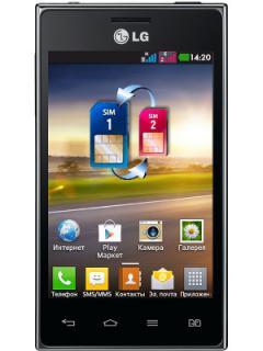 Телефон LG Optimus L5 Dual E615