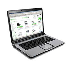 Ноутбук HP Pavilion dv6820er