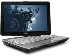 Ноутбук HP Pavilion tx2520er