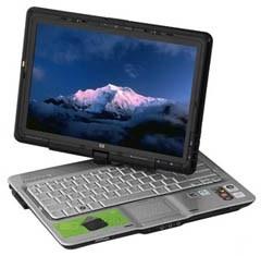 Ноутбук HP Pavilion tx2550er
