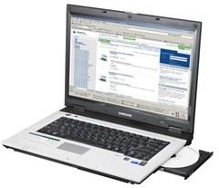Ноутбук Samsung R40 plus XY02