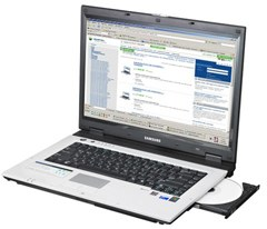 Ноутбук Samsung R40 plus XY03