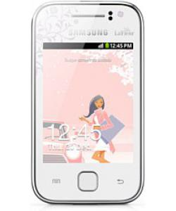 Телефон Samsung S5360 Galaxy Y La Fleur