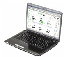Ноутбук Toshiba Satellite A300-145