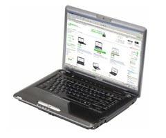 Ноутбук Toshiba Satellite A300D