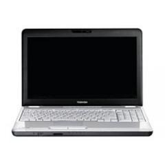 Ноутбук Toshiba Satellite L500-12V