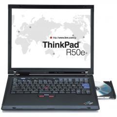 Ноутбук IBM ThinkPad R50e 1834-BPS