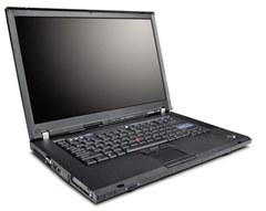 Ноутбук IBM ThinkPad T60w