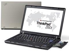 Ноутбук IBM ThinkPad Z60t