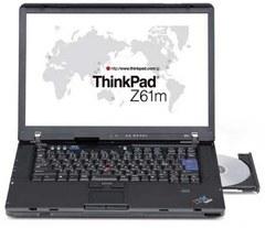 Ноутбук IBM ThinkPad Z61m