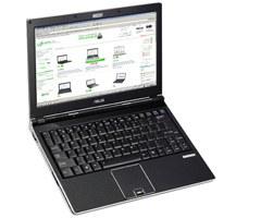 Ноутбук Asus U1E