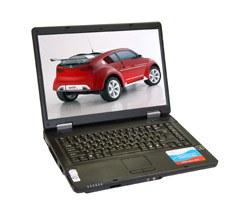 Ноутбук RoverBook Voyager V553