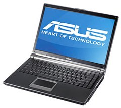 Ноутбук Asus W3H00V
