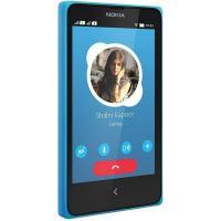 Телефон Nokia X Dual SIM Cyan