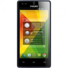 Телефон Philips Xenium W737 Navy