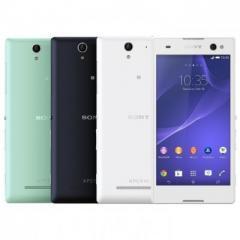 Телефон Sony Xperia C3 Mint