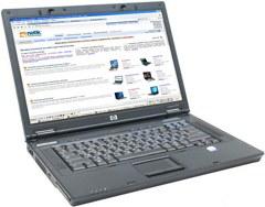 Ноутбук HP nx7300