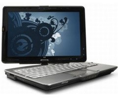 Ноутбук HP pavilion tx2100er