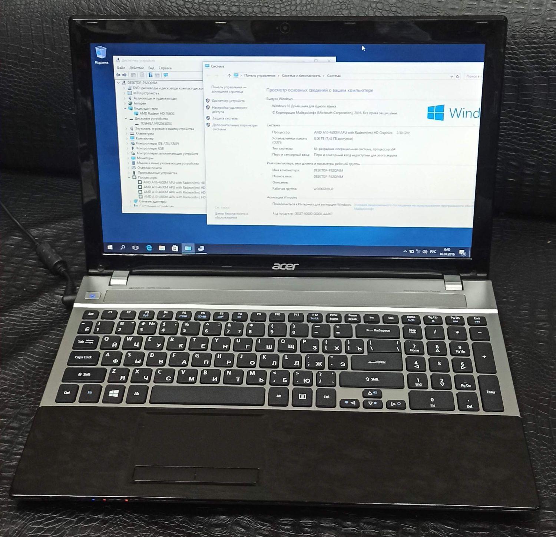 Ноутбук Acer V3-551